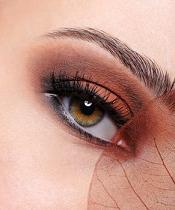 Apply Eyeshadow for Brown Eyes