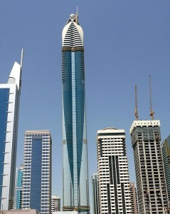 The-Rose-Tower - Tallest hotel in the world