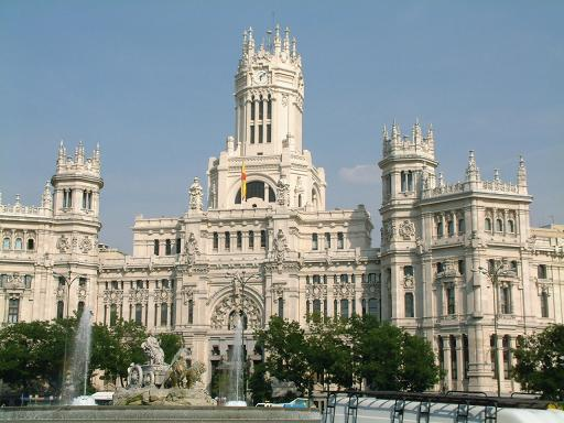 Best time to travel to Spain - Madrid
