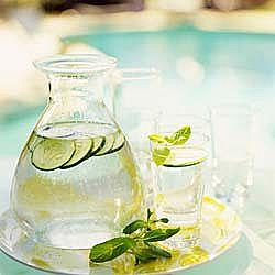 Make Sassy Water to Flatten Belly