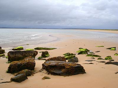 Dornoch Beach in Scotland UK - One of the Best resort in United Kingdom