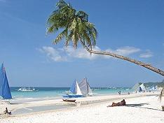 Boracay White Beach Philippines