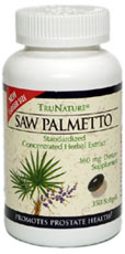 Saw palmetto breast enlargment