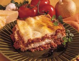 Cook Lasagna with Meat