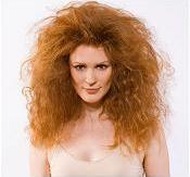 Stop Frizzy Curly Hair
