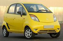 Tata Nano world's cheapest car