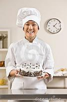 becoming a bakery chef