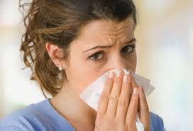 stop runny nose fast