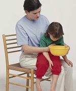 stop vomiting in children