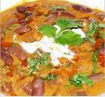 how to cook rajma