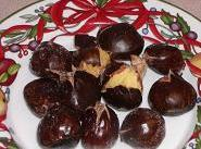 Roast Chestnuts in the Oven
