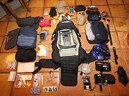Pack when Backpacking