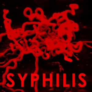 syphilis - sexually transmitted disease