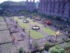 Intramuros - must see place in manila