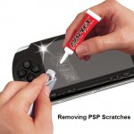 removing psp scratches