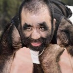 world's most hairiest guy