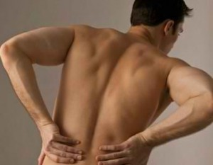 get rid of knots on your back