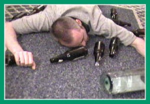 treat alcohol poisoning