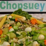 cook chopsuey