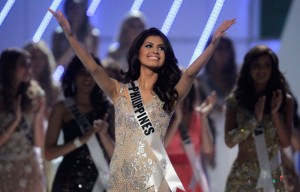 shamcey supsup 3rd runner up in Miss Universe 2011
