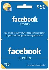 how to get free facebook credits