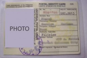 how to get postal ID in the philippines