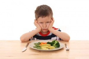 Consequences of a Toddler Not Eating