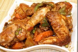 chicken afritada ingredients - recipe