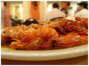 How to Cook Buttered Shrimp - recipe and ingredients