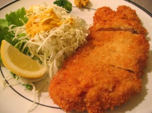 cook pork tonkatsu recipe ingredients