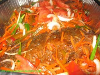 how to cook Escabeche - recipe ingredients