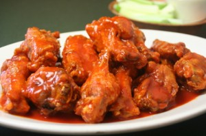 how to cook bufallo wings - recipe ingredients