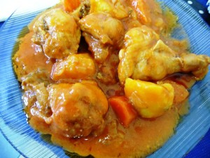how to cook chicken caldereta - recipe and ingredients