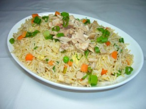 how to cook chicken fried rice recipe ingredients