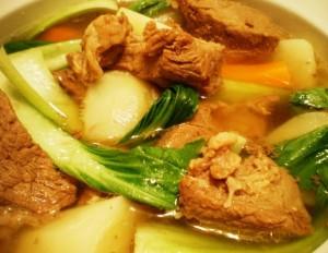 how to cook nilagang baka - ingredients - recipe