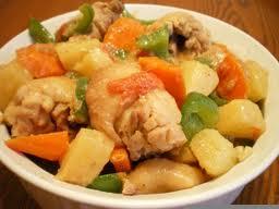 pininyahang manok - chicken pineapple recipe ingredients