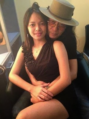 freddie aguilar and his girlfriend