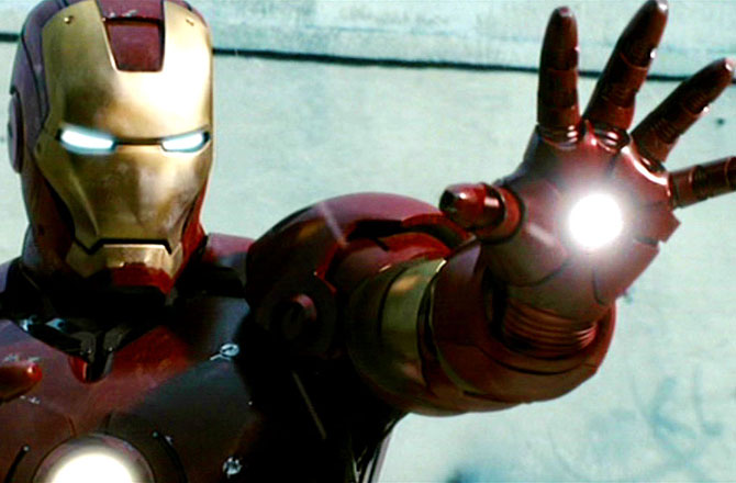 how to make a real iron man repulsor